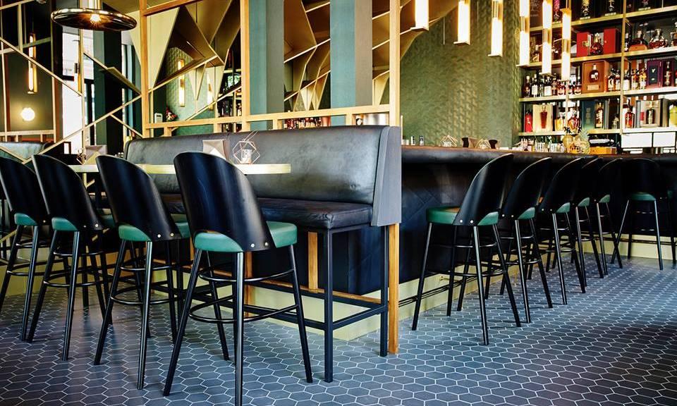 Bar Burbure Antwerp Cocktailbar
