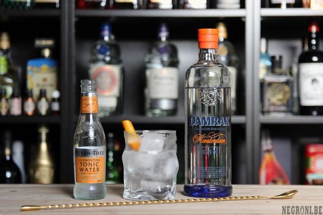 Damrak Gin & Tonic