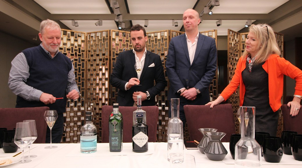Best Gin Competition