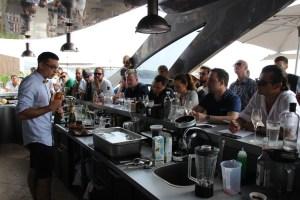 Tiki Challenge: Matteo Pizzolini for Italy
