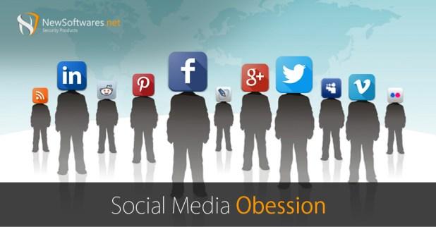 Social-media-obession