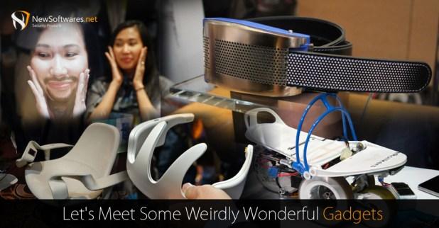 Weirdly Wonderful Gadgets