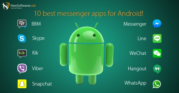 10-best-messenger-apps-for-Android!