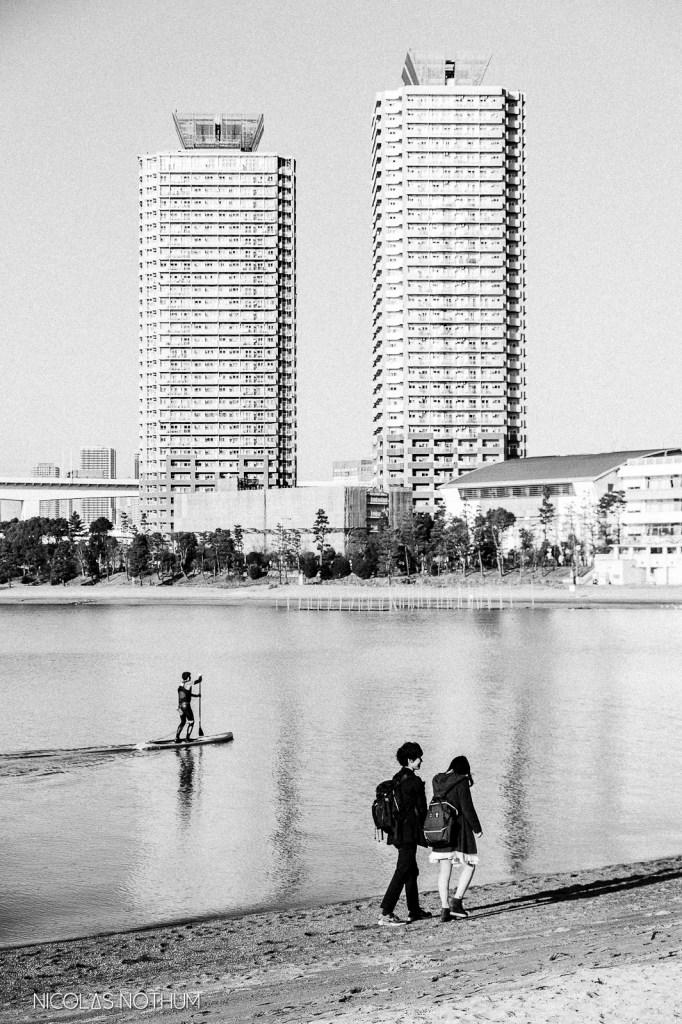 Odaiba Walk - Nicolas Nothum - Freelance Photographer Tokyo