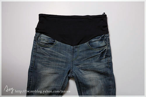 孕婦牛仔褲改造