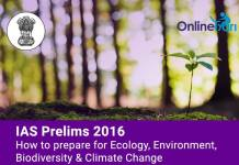IAS-Prelims-2016-How-to-Prepare-for-Ecology