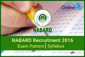 NABARD Syllabus Exam Pattern for Grade A, B Officer