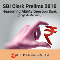 SBI Clerk Prelims 2016 - Reasoning Aptitude Question Bank