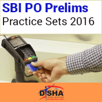 SBI Clerk Prelims Mock Test 2016 (2)