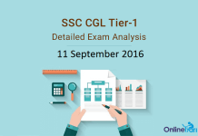 SSC-CGL-Tier-1-Exam-Analysis-11-September-2016