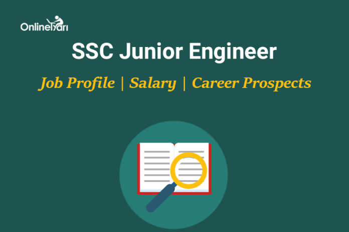 SSC Junior Engineer Job Profile, Salary, Career Prospects