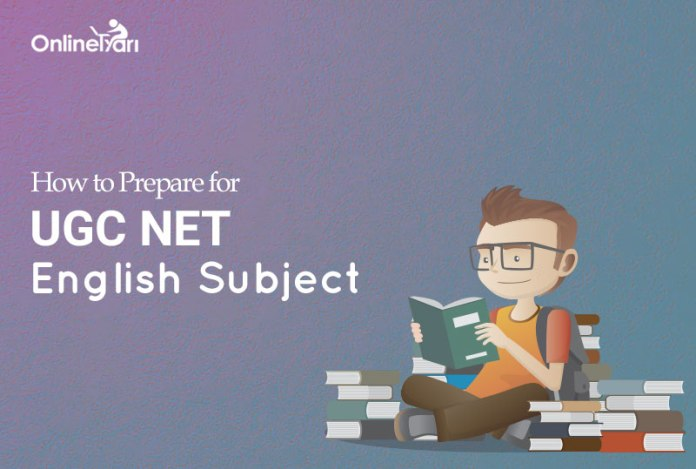How to Prepare for UGC NET English Subject