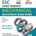 SSC JE Mechanical Exam Guide