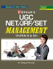 NET:JRF:SET Management Paper- II & III