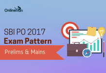 SBI PO Exam Pattern 2017: Preliminary & Mains Examination