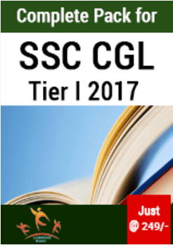 Complete Package for SSC CGL 2017