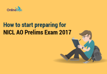 How to start preparing for NICL AO Prelims Exam 2017