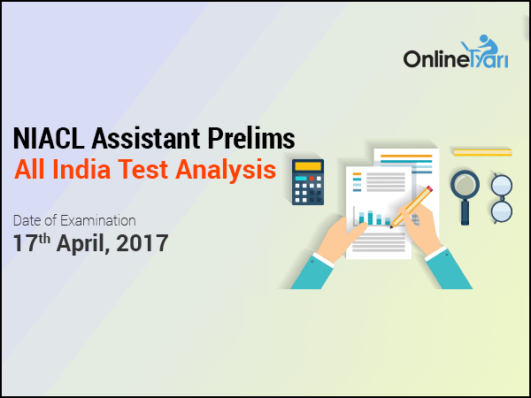 NIACL Assistant Prelims All India Test Analysis: 17th April