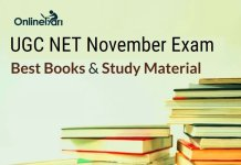 UGC NET November Exam Best Books and Study Material
