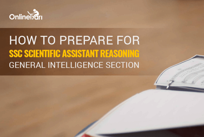How to Prepare for SSC Scientific Assistant Reasoning/ General Intelligence Section