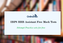 IBPS RRB Assistant Free Mock Tests: Attempt Practice sets for free