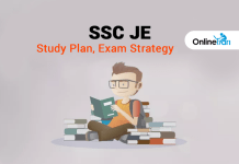 SSC JE Study Plan, Exam Strategy 2017 | 30 Day Study Plan