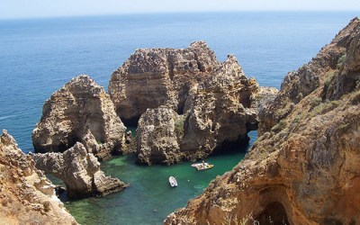 Exploring the Algarve Coast