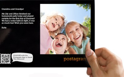 App of the month: Postagram