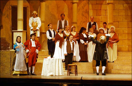 The Marriage of Figaro in Paris