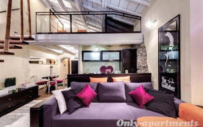 The Best Design Apartments in Rome