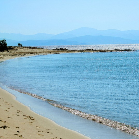 Golden Beach, Paros