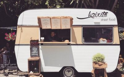 Food Trucks: Gastronomy on Wheels in Madrid