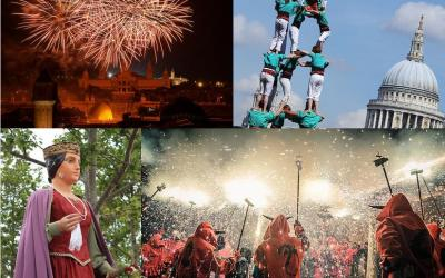 Vs. Festival of la Mercè: traditional or alternative?