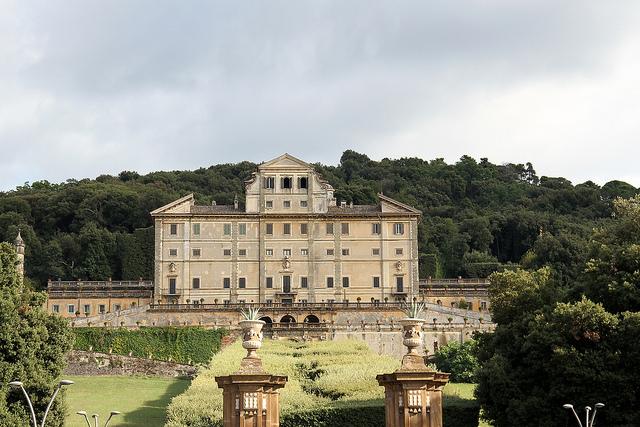 The Castelli Romani