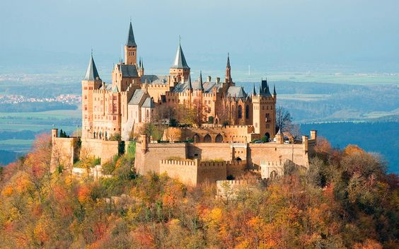 Germany's Most Beautiful Castles