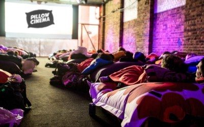 Pillow Cinema und Hot Tub Cinema in London