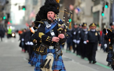 Der Saint Patrick´s Day in New York