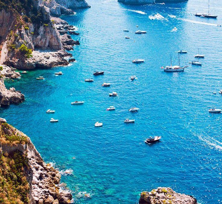 Capri, ein kleines Juwel in Kampanien