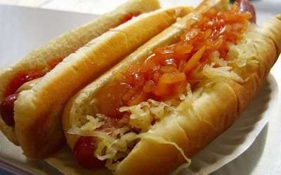 Der beste Hot Dog von New York: Gray´s Papaya