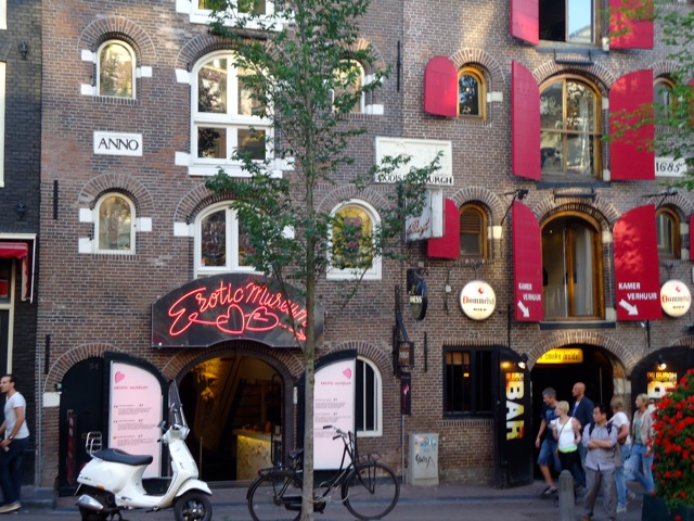 """Mach mit bei den """"Free Tours"""" in Amsterdam"""