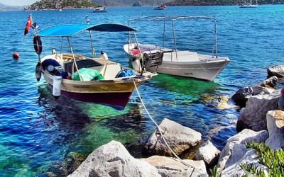 La Riviera Turca: Disfrutar del agradable clima mediterráneo