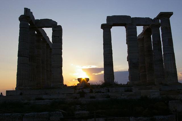 templo poseidon