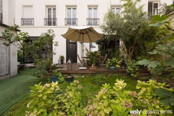 Your luxurious hidden House near Montmartre
