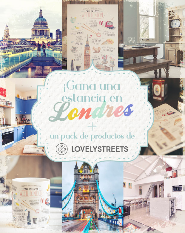 Creatividad mail LovelyStreets-ES