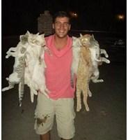 Jaime Ferrero, asesino de gatos de Talavera