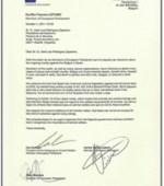 8: Carta de Eurodiputados al Gobierno de España por el maltrato a los galgos