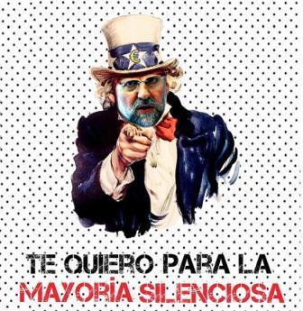 Rajoy mayoria silenciosa