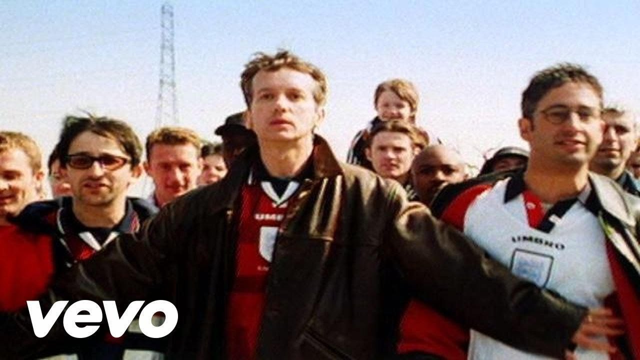 Ultimate Football Playlist   The Top 10 Songs For Your Football     Three Lions   Football Songs