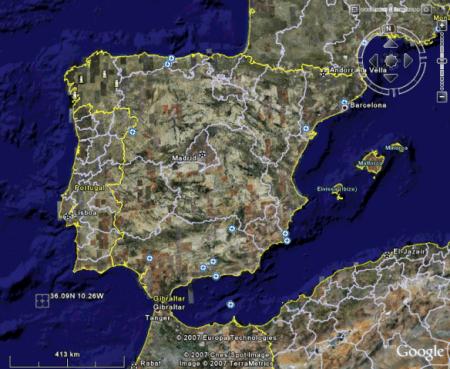 Earthquake in Lisbon