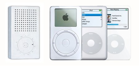Braun T3 vs IPods